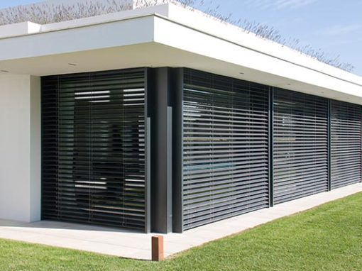 Blinds, shutters and awnings