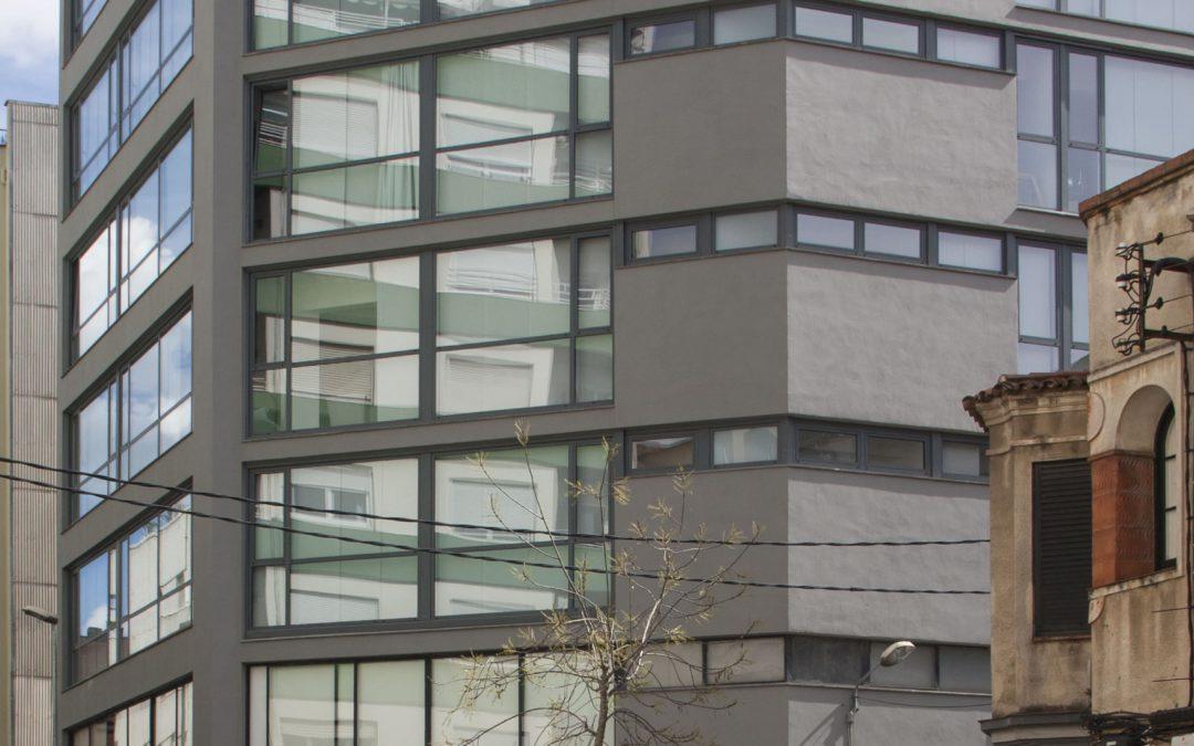 Bloc de pisos a Girona